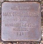 Stolperstein Max Grumbacher Offenburg.jpg