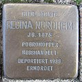 Stolperstein Regina Nordheim in Beckum.nnw.jpg