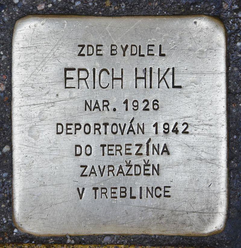 Stolperstein für Erich Hikl.JPG
