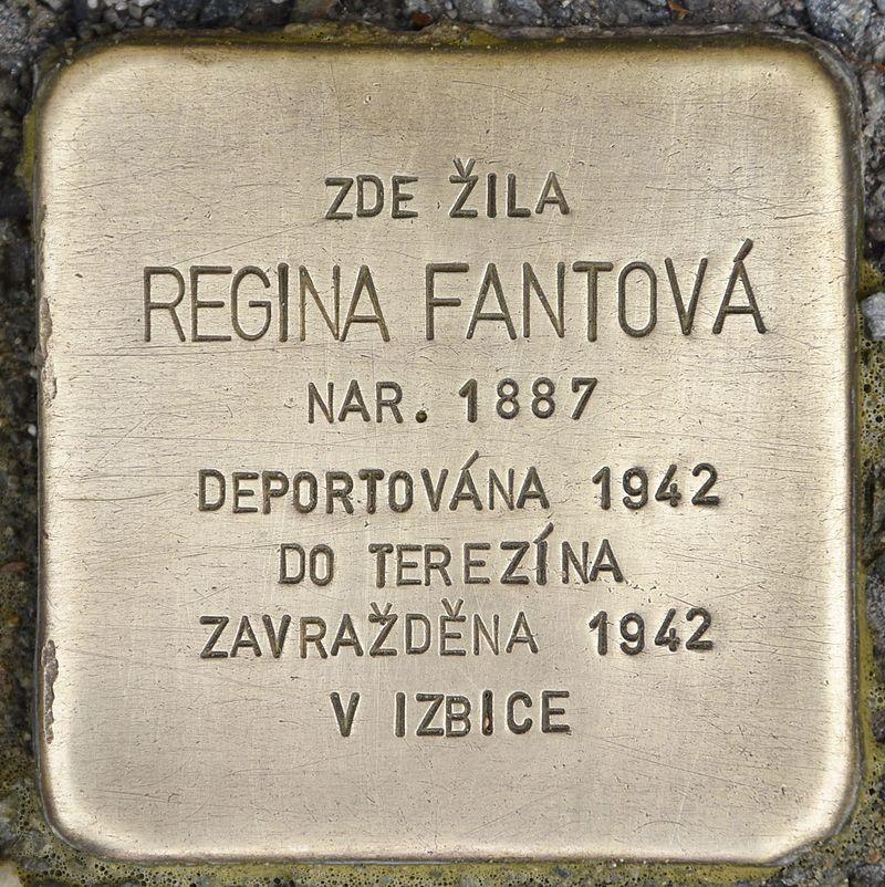 Stolperstein für Regina Fantova.jpg
