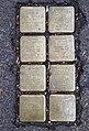 Stolpersteine Buehlstraße 28a Goettingen.jpg