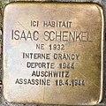 Stolpersteine Isaac Schenkel 6 rue de Barr Strasbourg.jpg