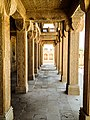 Stone enclosure containing tombs of Nawab Isa Khan 01.jpg