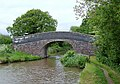 Stoneley Green Bridge (No 10) near Ravensmoor, Cheshire - geograph.org.uk - 1706251.jpg