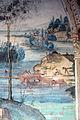 Storie di s. benedetto, 15 sodoma - Come Benedetto fa tornare nel manico uno roncone che era caduto nel fondo di un lago 04.JPG