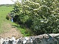 Stream above Pont Trefarthin - geograph.org.uk - 1336656.jpg