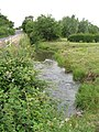 Stream at Norney Bridge - geograph.org.uk - 198697.jpg