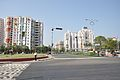 Street 70 - Eastern High Crossing - Rajarhat - Kolkata 2017-03-31 1104.JPG