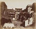 Street in Fatehpur Sikri, India MET DT6533.jpg