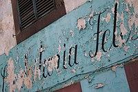 Streets of Funchal, mural details. Portugal, Autonomous Region of Madeira, Southwestern Europe-2.jpg
