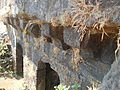 Structures on Visapur Fort Trek,Pune by NishantAChavan.JPG