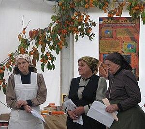 Strunjan - Persimmon Festival, 2005