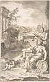 Study for the Title Page to the Thesavrvs Antiqvitatvm Romanarvm, 1696 MET DP800337.jpg
