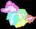 Sub-basins Great Lakes Basin.png