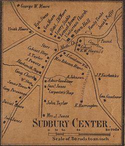 Sudbury Center Historic District Wikipedia