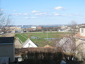Suffolk Downs - Image: Suffolk Downs