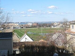 Suffolk Downs Former race track in East Boston, Massachusetts