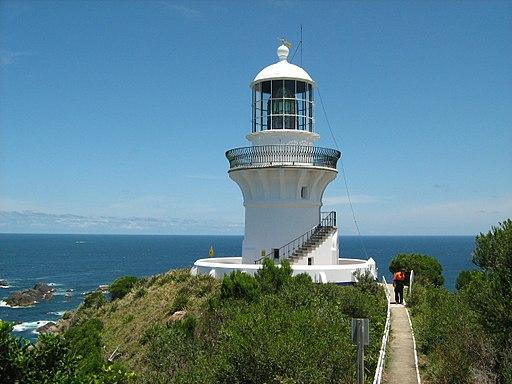 Sugarloaf Point Lighthouse, 2007