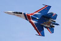 Sukhoi Su-27UB in 2008.jpg