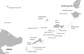 Sulu Archipelago archipelago in the Philippines