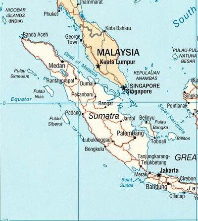 Sumatra Wikimatkat