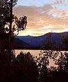 Sunrise over Shadow Mountain Lake, CO 9-12 (19957710950).jpg