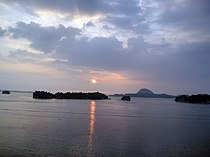 Sunset from AmakusaFiveBridgesNo.4.jpg