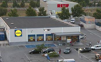 Supermercado Lidl %28Palma de Mallorca%29