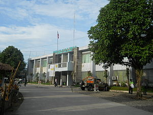 Surallah, South Cotabato - Municipal hall of Surallah