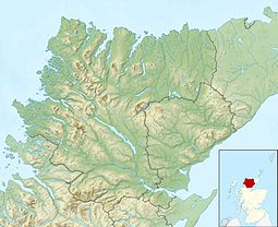 Handa is located in Sutherland