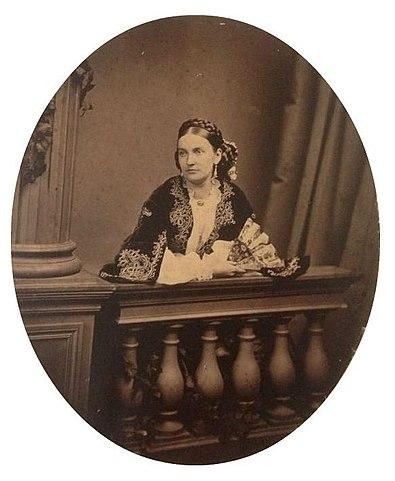 Любовь Александровна, дочь