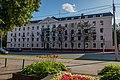 Sviardlova street (Minsk) p19 — BSU hostel No 1.jpg