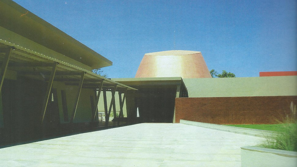 Swami Vivekananda Planetarium - Mangalore - Dome