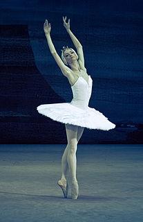 Svetlana Lunkina Russian ballet dancer