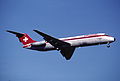Swissair DC-9-32; HB-IFZ@ZRH, February 1988 BXQ (5126677239).jpg