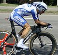 Sylvain Chavanel Eneco Tour 2009.jpg