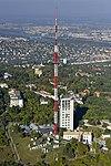 Széchenyi-hegyi adótorony légi felvételen.jpg