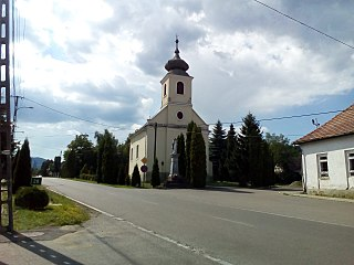 Parád Large village in Heves, Hungary