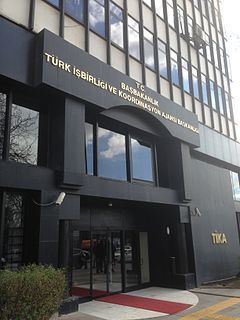 Turkish Cooperation and Coordination Agency