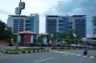 InfoPark, Kochi - TCS Centre at Infopark Phase I