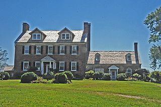 Trumpington (Rock Hall, Maryland) United States historic place