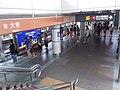 TW 台北市 Taipei 大安區 Da'an District 台北捷運 MRT Station interior August 2019 SSG 16 Metro 大安站 Daan Station.jpg