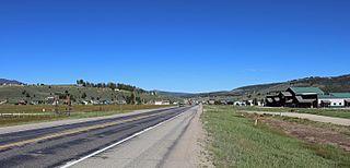 Tabernash, Colorado Census-designated place in Colorado, United States