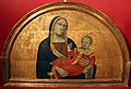 Taddeo gaddi, madonna col bambino, 1355 ca. (accademia, firenze) 01.JPG