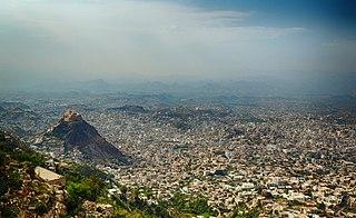 City in Yemen