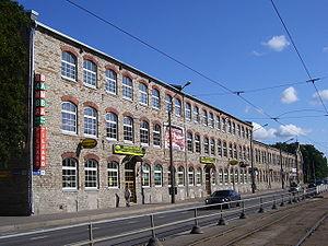 Veerenni - Image: Tallinn Veerenni 2