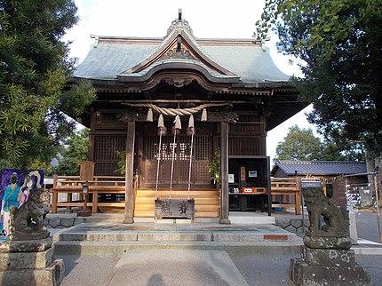 七夕神社、福岡県小郡市