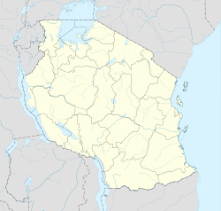 Kata ya Kunduchi is located in Tanzania