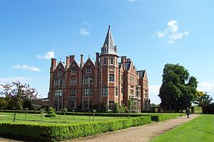 Soka Gakkai International - The Taplow Court SGI centre in Buckinghamshire, England