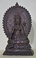 Tara - Bronze - Pala Period Circa 9th-10th Century AD - Nalanda - Archaeological Museum - Nalanda - Bihar - Indian Buddhist Art - Exhibition - Indian Museum - Kolkata 2012-12-21 2307.JPG